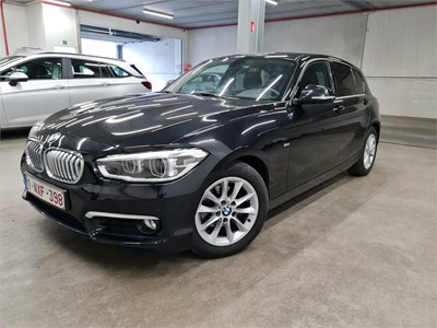 BMW 1 1 HATCH 116D 116PK Efficientdynamics Edition Urban Pack Leather & Comfort+ & Business+ & Seating Pack