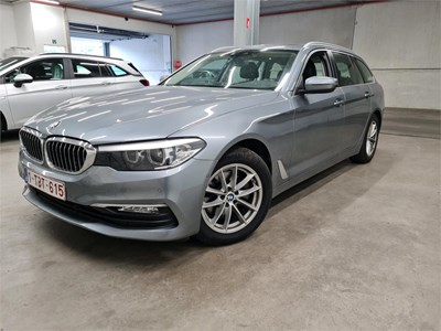 BMW 5 touring 5 TOURING 520dA 190PK Pack Business With Dakota Leather & Travel Pack