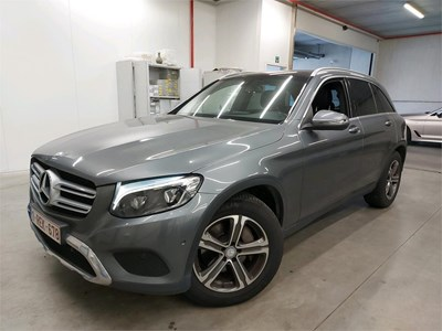 Mercedes-Benz GLC GLC 220 D 163PK DCT Launch Edition & ParkTronic With Camera & Pano Roof