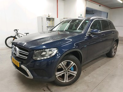 Mercedes-Benz GLC GLC 350 E 326PK DCT 4Matic Exclusive Pack Media & Safety HYBRID