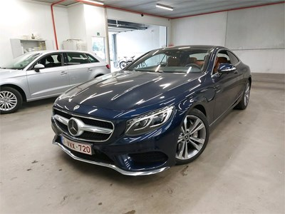 Mercedes-Benz S coupe S COUPE S 450 367PK 4MATIC Pack Premium+ With Air Balance & Burmester Sound & Exclusive PETROL