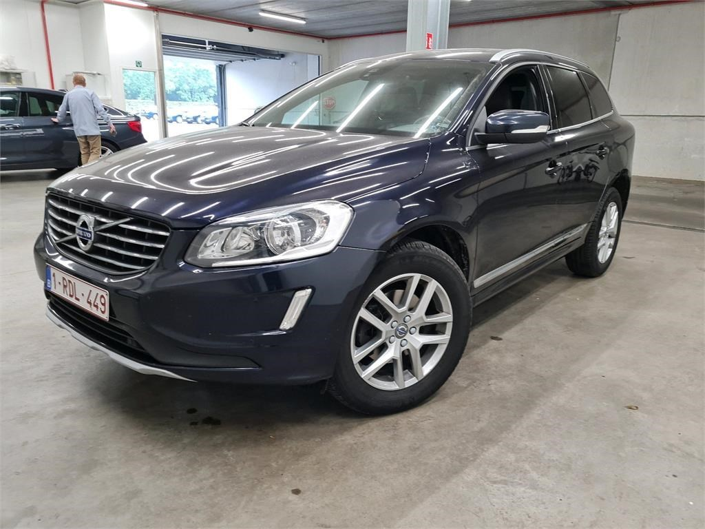Volvo XC60 XC60 D3 150PK Geartronic Summum Pack Professional & Versatility & Sensors With Camera & Electric SunRoof