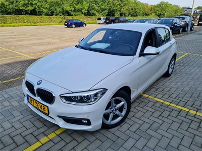 BMW 1 hatch 1 HATCH 118D 150PK XDRIVE Advantage Pack Comfort+ With Business Nav & PDC Front & Rear