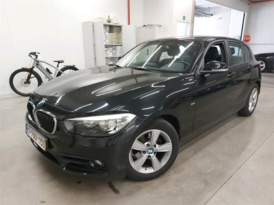 BMW 1 hatch 1 HATCH 118i 136PK Sport Pack Business+ With Adaptive M Suspension PETROL