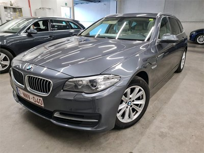 BMW 5 touring 5 TOURING 518dA 150PK Exclusive With Heated Steering Wheel & Pano Roof