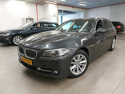 BMW 5 touring 5 TOURING 520dA 190PK Pack Exclusive With Front Sport Seats & LCW & Driving Assistant Plus