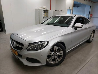 Mercedes-Benz C coupe C COUPE C 220 D 170PK 9GTronic Pack Professional & Seat Comfort Pack