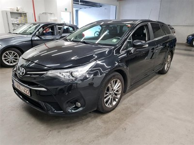 Toyota Avensis touring sports AVENSIS TOURING SPORTS D4D 112PK Business Plus With Park Sensors Front & Rear