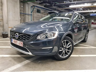Volvo V60 cross country V60 CROSS COUNTRY D3 150PK Summum Pack Leather & Winter & Professional