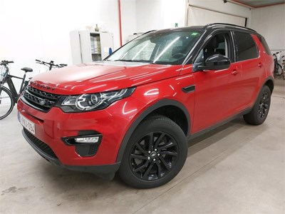 Land Rover Discovery sport DISCOVERY SPORT 150PK Urban Series Pack Black Design