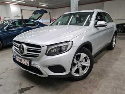 Mercedes-Benz GLC GLC 220 D 163PK DCT LAUNCH EDITION EXCLUSIVE With Distronic Plus & 360 Camera