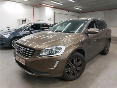 Volvo XC60 XC60 D3 150PK Geartronic Luxury Edition With Auxiliary Heater & Premium Sound & Winter Pack & Park Assist With Camera
