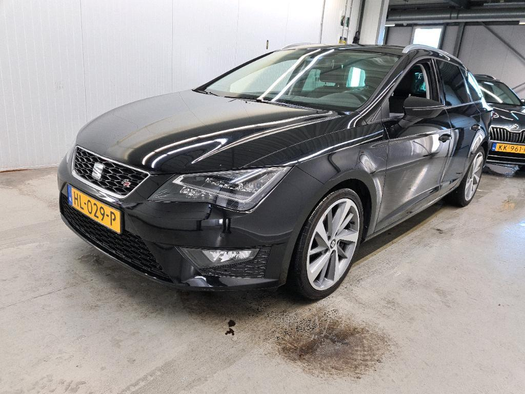 SEAT LEON ST 1.4 ECOTSI 110KW FR CONNECT