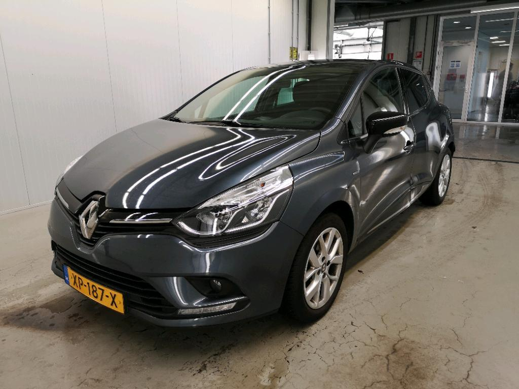 RENAULT CLIO 0.9 TCE 66KW LIMITED