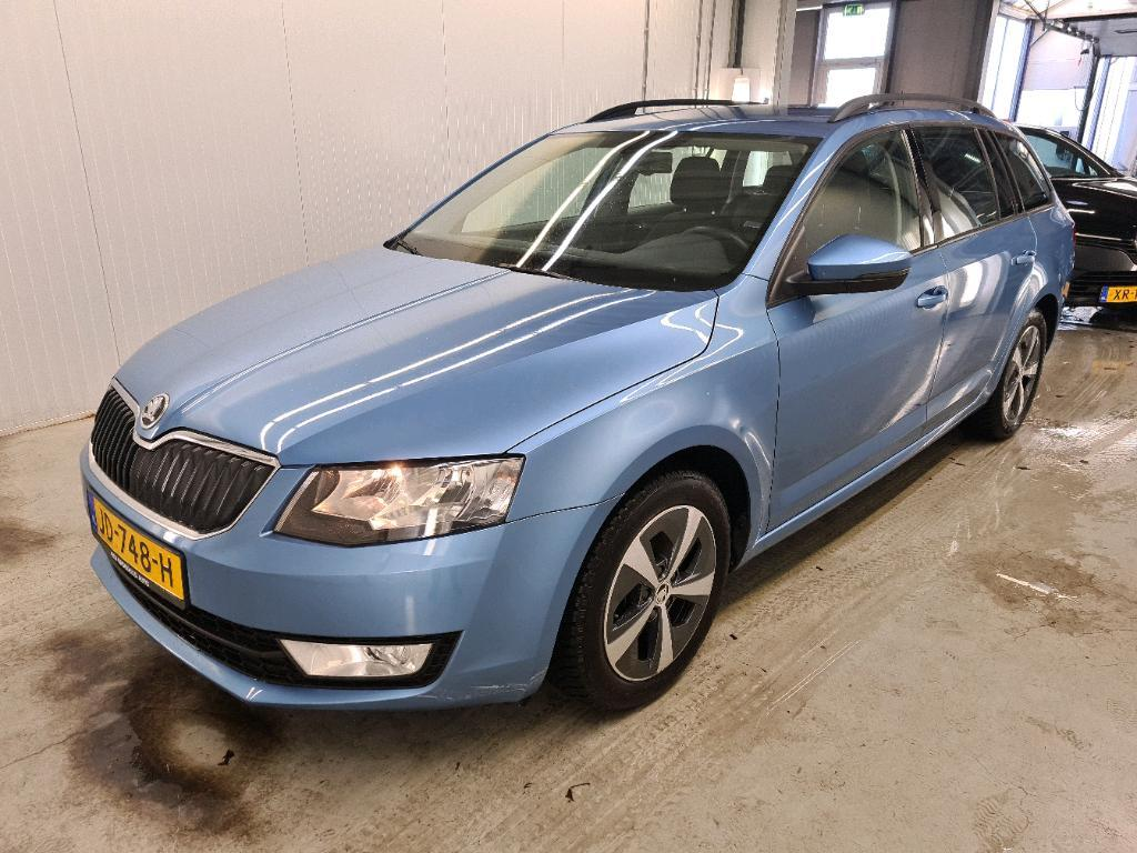 SKODA Octavia 1.6 TDI GREENLINE 81KW AMBITION BUSINESSL..