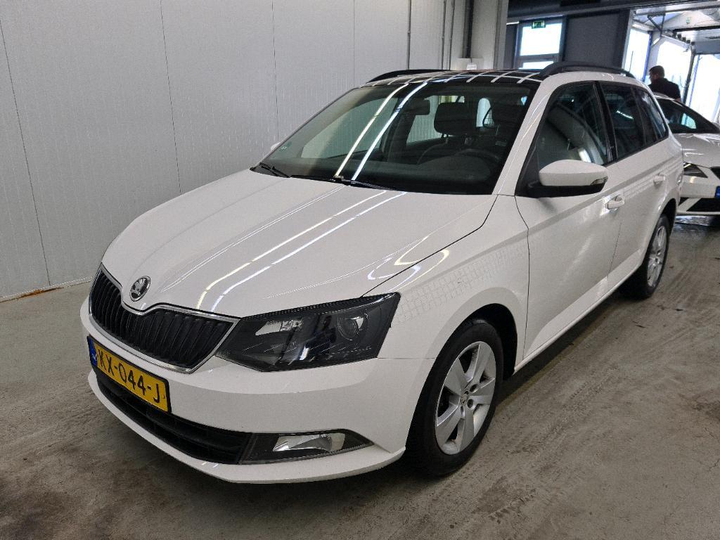SKODA FABIA 1.4 TDI GREENTECH 55KW AMBITION BUSINESS CO..