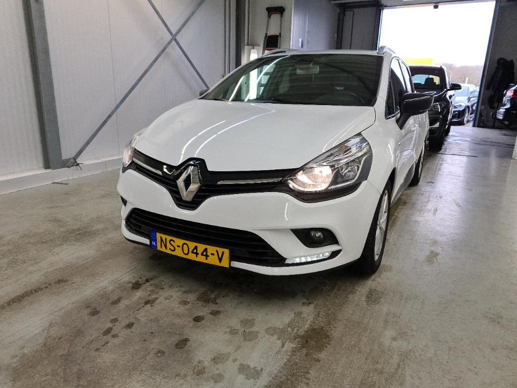 RENAULT CLIO 0.9 ENERGY TCE 66KW S&S LIMITED ESTATE