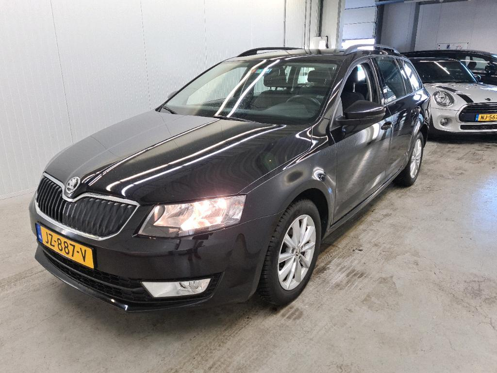 SKODA Octavia 1.0 TSI GREENTECH 85KW AMBITION BUSINESS ..