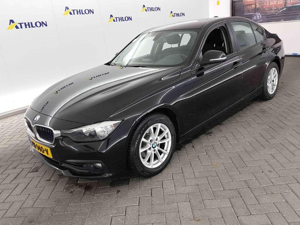 BMW 3 Serie Sedan 320dA EDE Corporate Lease Steptronic Ed 4D 120kW