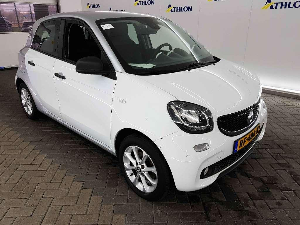 Smart Forfour electric drive Bns Solution 5D 60kW