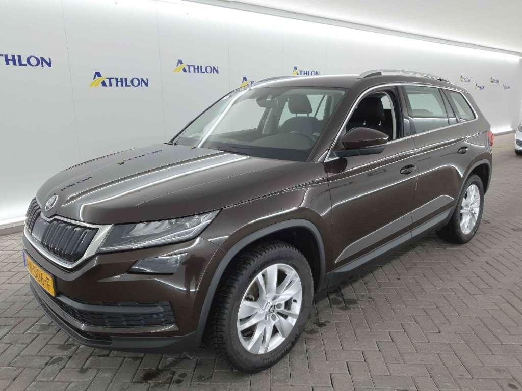 SKODA Kodiaq 1.4 TSI 92kW Ambit Business 5D