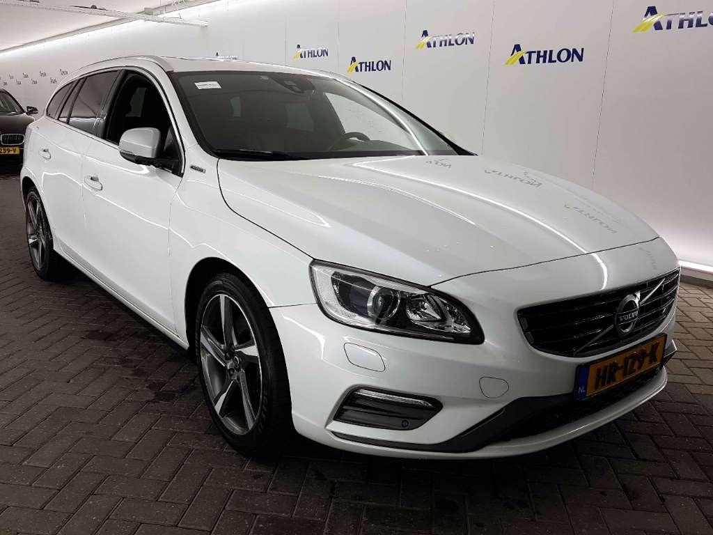 Volvo V60 D6 AWD Geartr Twin Engine R-Design 5D 212kW