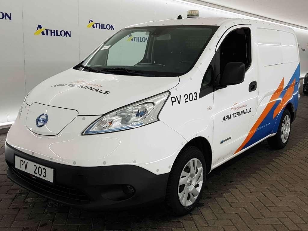 Nissan E-NV200 Electric Business 4D SNELHEIDSBEGRENZER via dealer te laten deactiveren