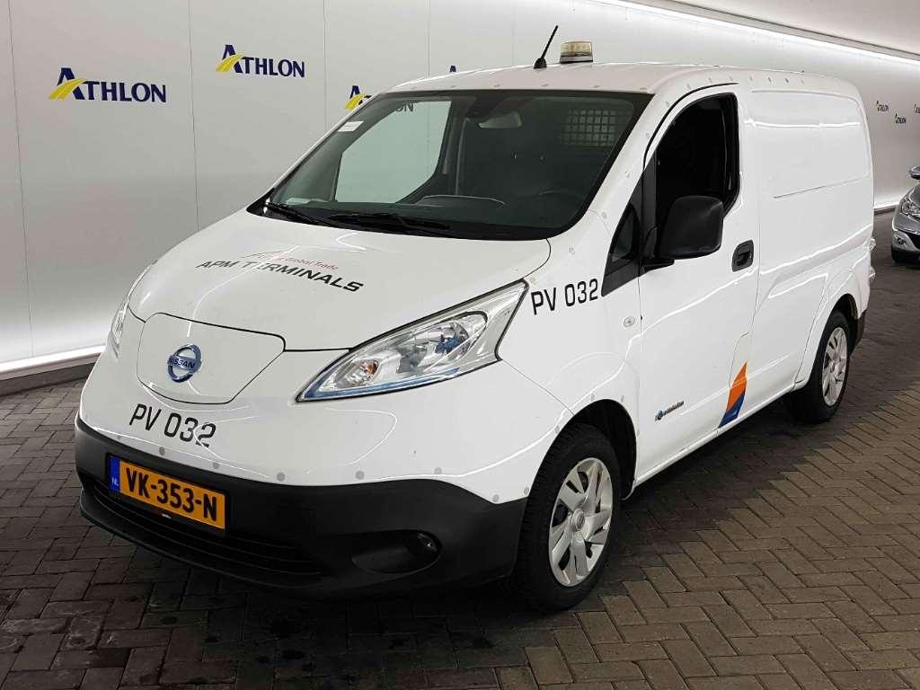 Nissan E-NV200 Electric Business 4D SNELHEIDSBEGRENZER via dealer te laten deactiveren !
