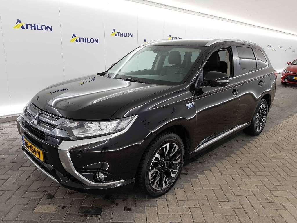 Mitsubishi Outlander PHEV Executive Athlon Edition 5D 149kW