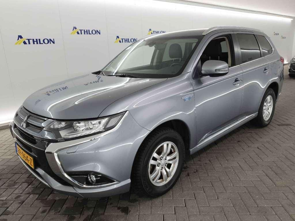 Mitsubishi Outlander PHEV Business Edition 5D 149kW