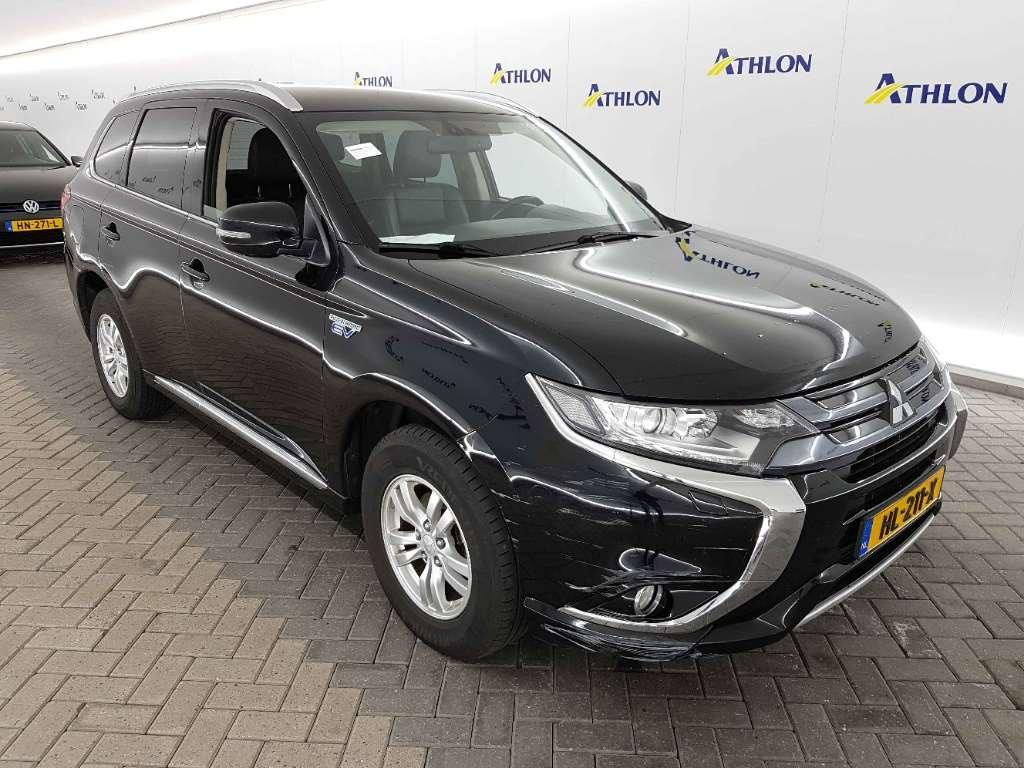 Mitsubishi Outlander PHEV Business Athlon Edition 5D 149kW