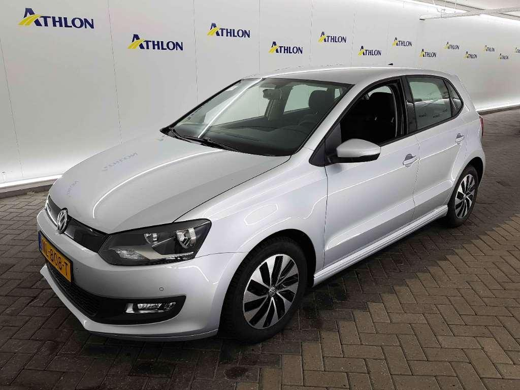 VOLKSWAGEN POLO 1.0 TSI 70kW BlueMotion 5D