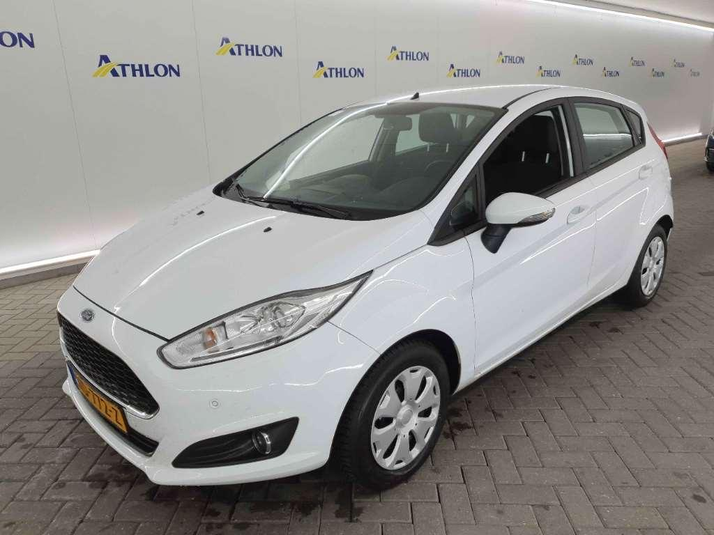 FORD Fiesta 1.5 TDCi Style Ultimate Lease Edit 5D 70kW