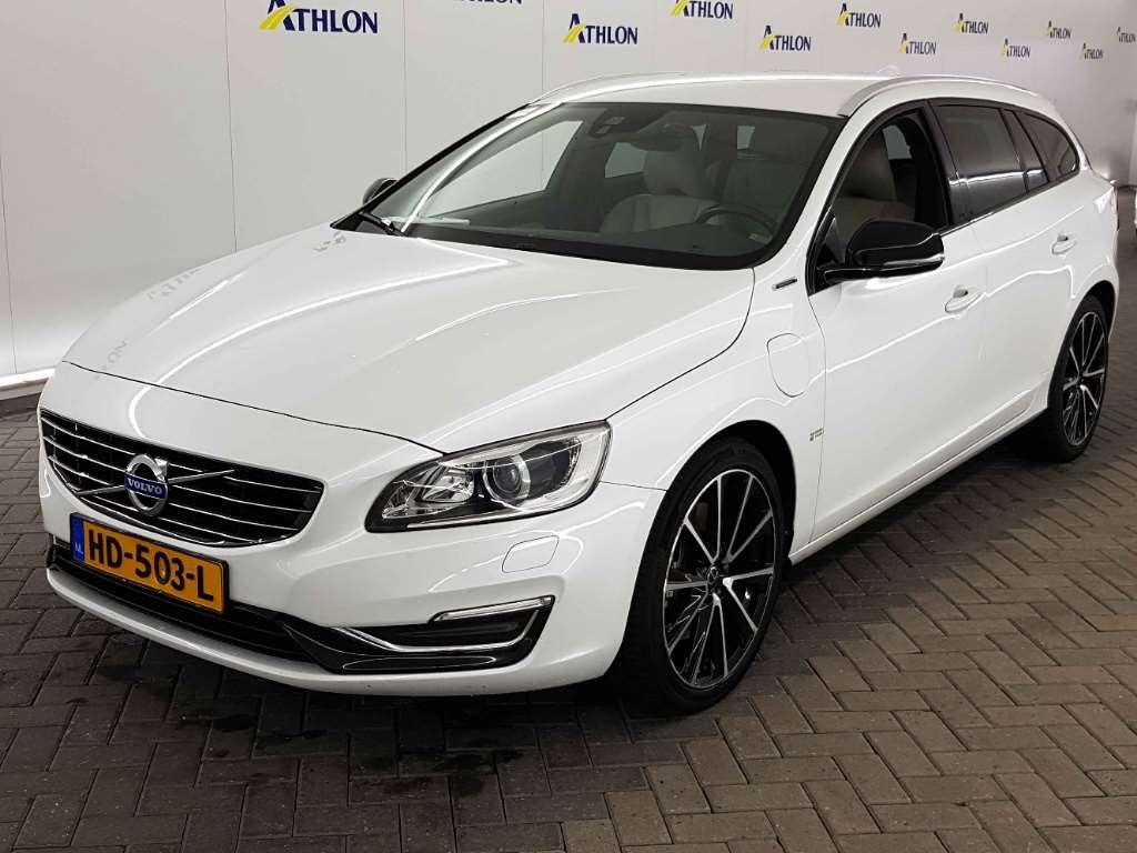 Volvo V60 D5 AWD Gear Twin Engine Special Edit 5D 170kW