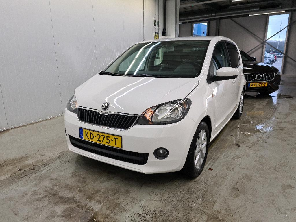 SKODA Citigo 1.0 GREENTECH 44KW FRESH