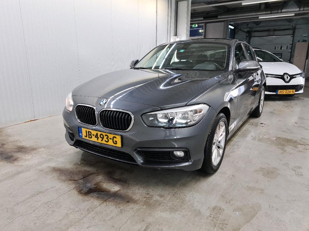 BMW 1-serie 118i Corp. Lease