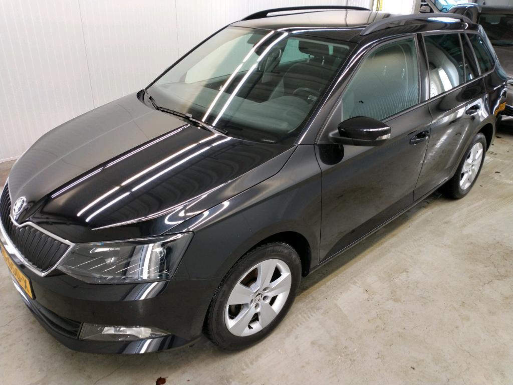 SKODA FABIA 1.2 TSI 66KW GREENTECH AMBITION BUSINESSLIN..