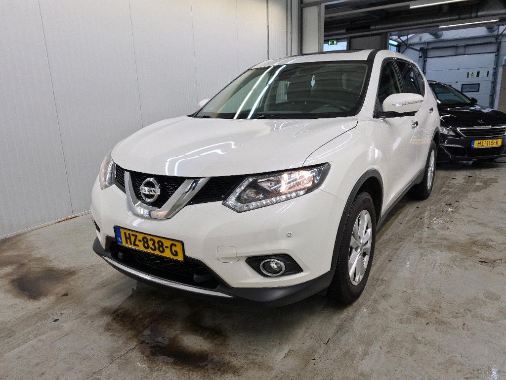 NISSAN X-TRAIL 1.6 DIG-T 120KW BUSINESS EDITION