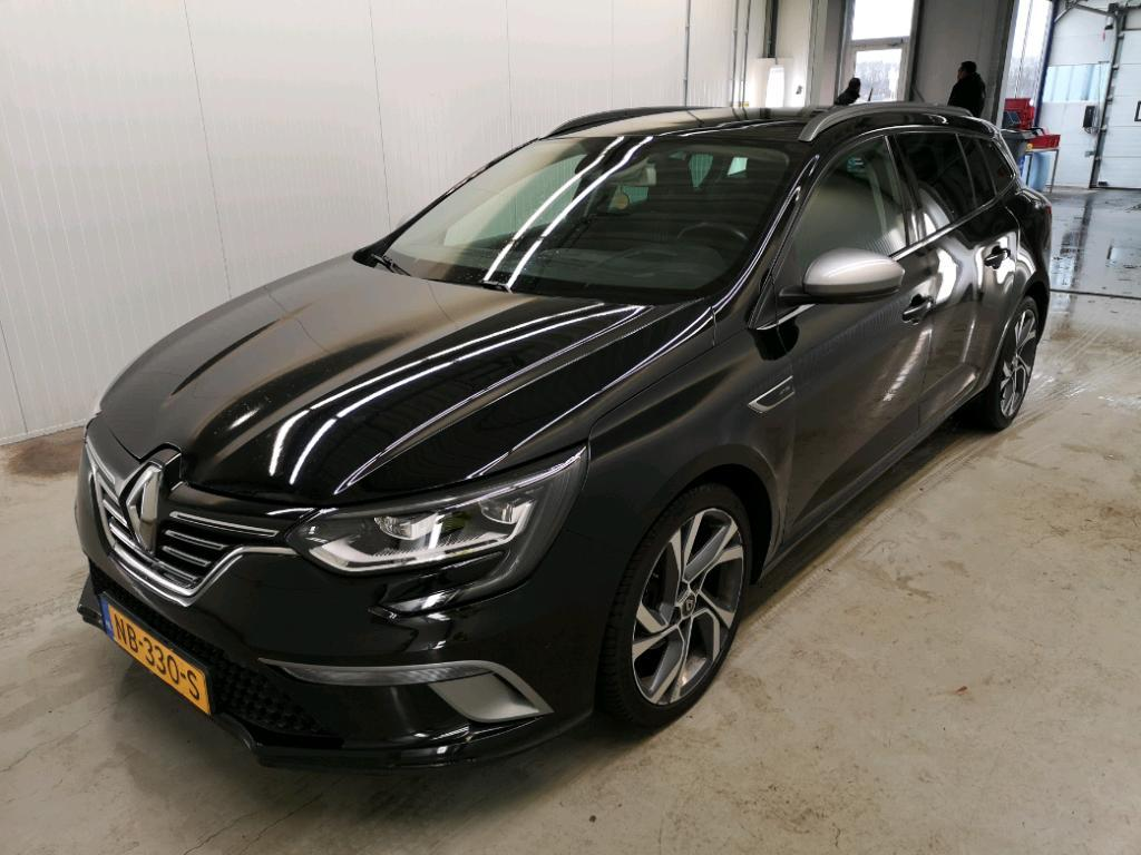 RENAULT MEGANE NEW 1.5 ENERGY DCI 81KW GT-LINE ESTATE E..