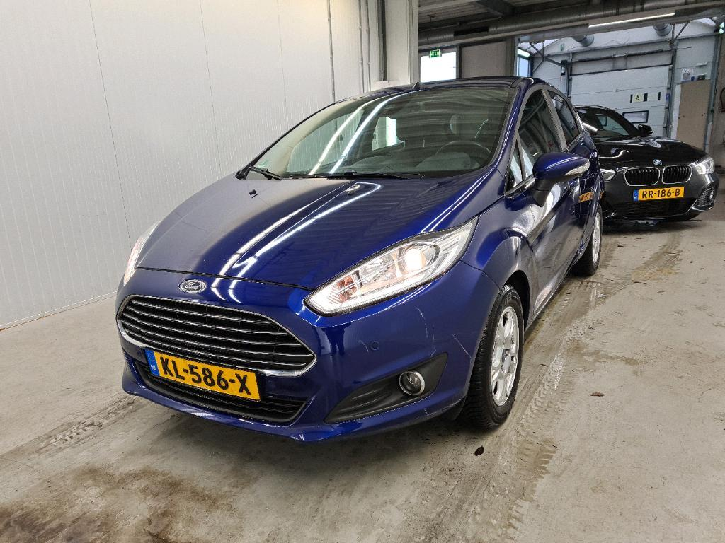 FORD Fiesta 1.5 TDCI 70KW S/S TITANIUM LEASE EDITION