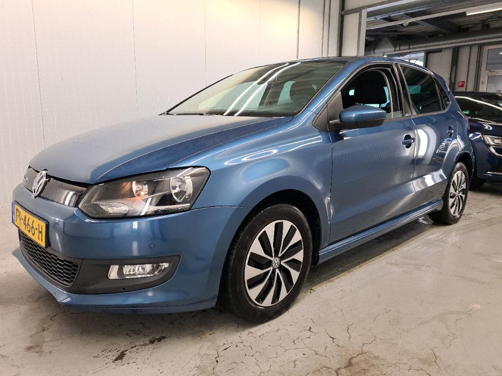 VOLKSWAGEN POLO 1.0 TSI BLUEMOTION 70KW EDITION