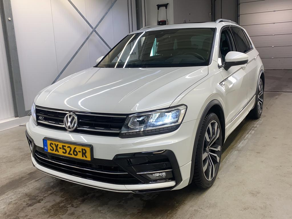 VOLKSWAGEN Tiguan 1.4 TSI ACT 110KW HIGHLINE BUSINESS R..