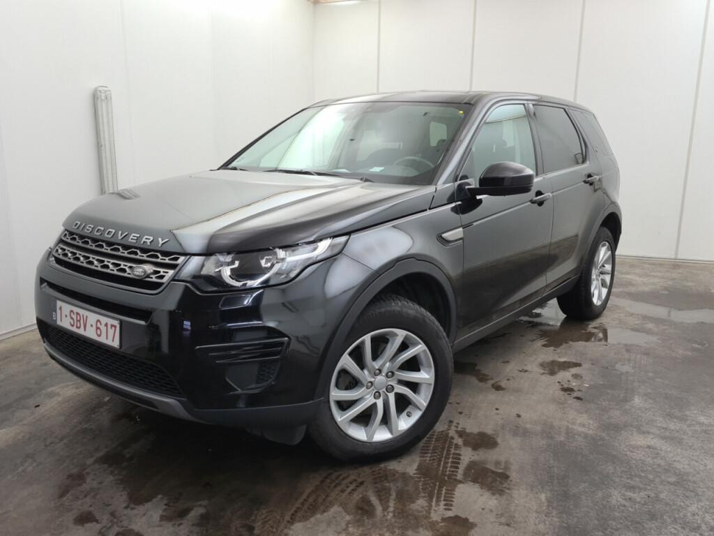 LAND ROVER DISCOVERY SPORT 2.0 TD4 SE 4WD AUTO