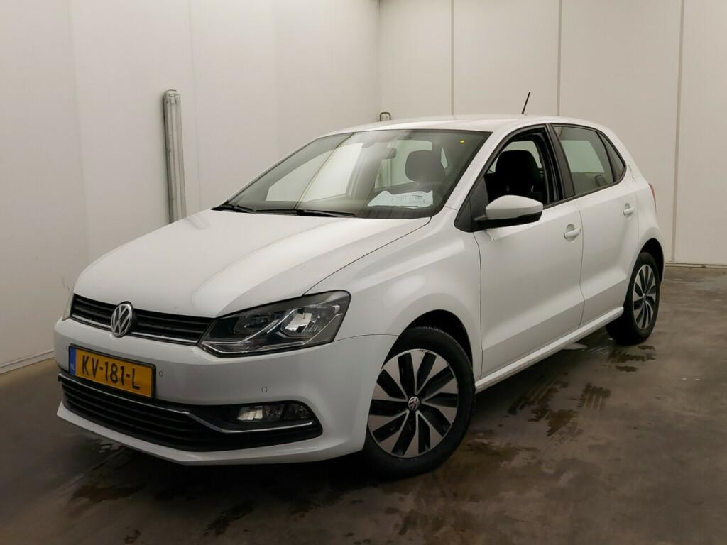 VOLKSWAGEN POLO 1.4tdi connected series comfor