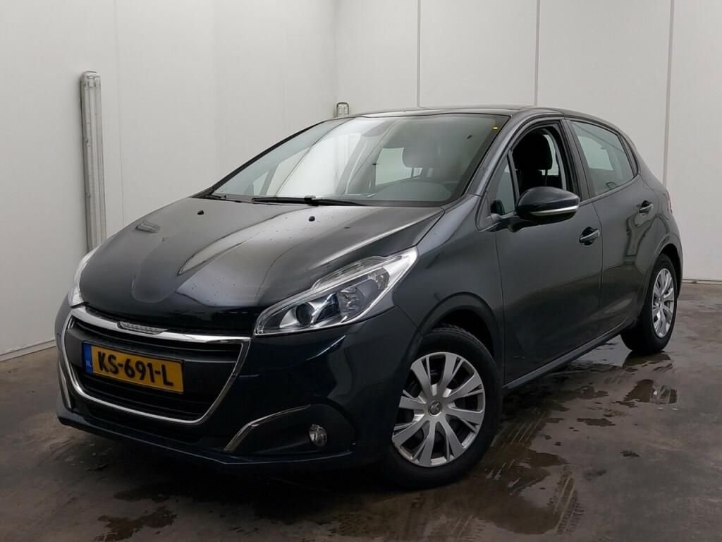 PEUGEOT 208 1.6hdi blue hdi bluelease 75kW