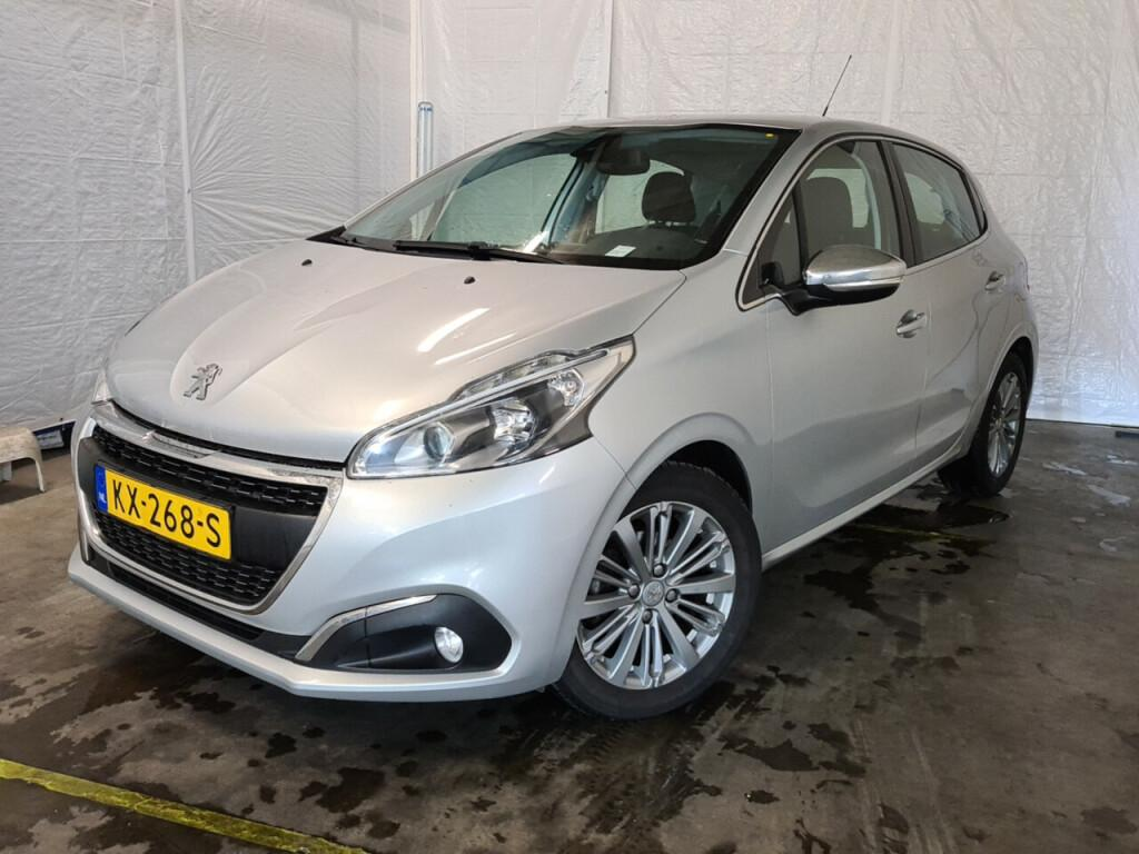 PEUGEOT 208 1.6hdi blue hdi bluelease exec