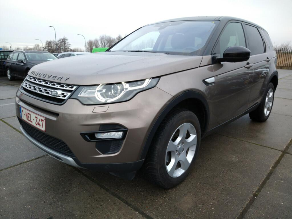 LAND ROVER DISCOVERY SPORT 2.0 ed4 ecapability hse