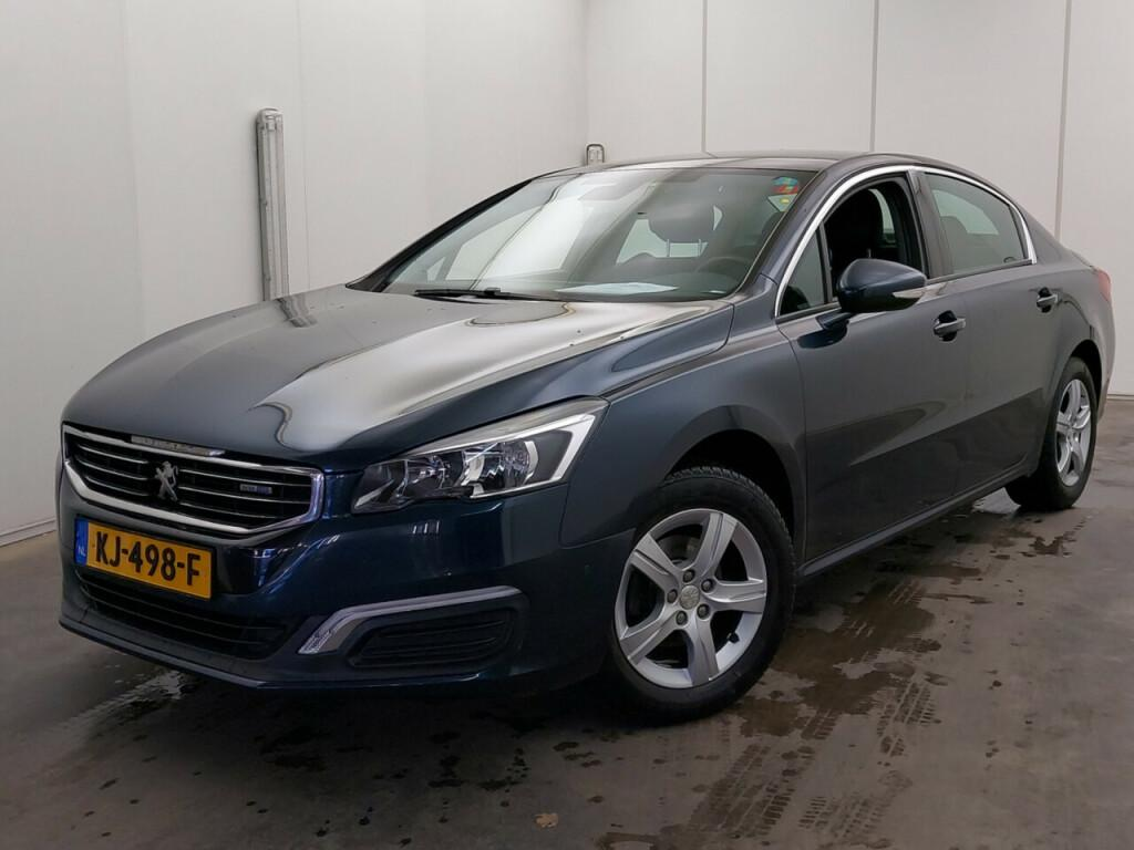 PEUGEOT 508 1.6hdi blue hdi bluelease exec
