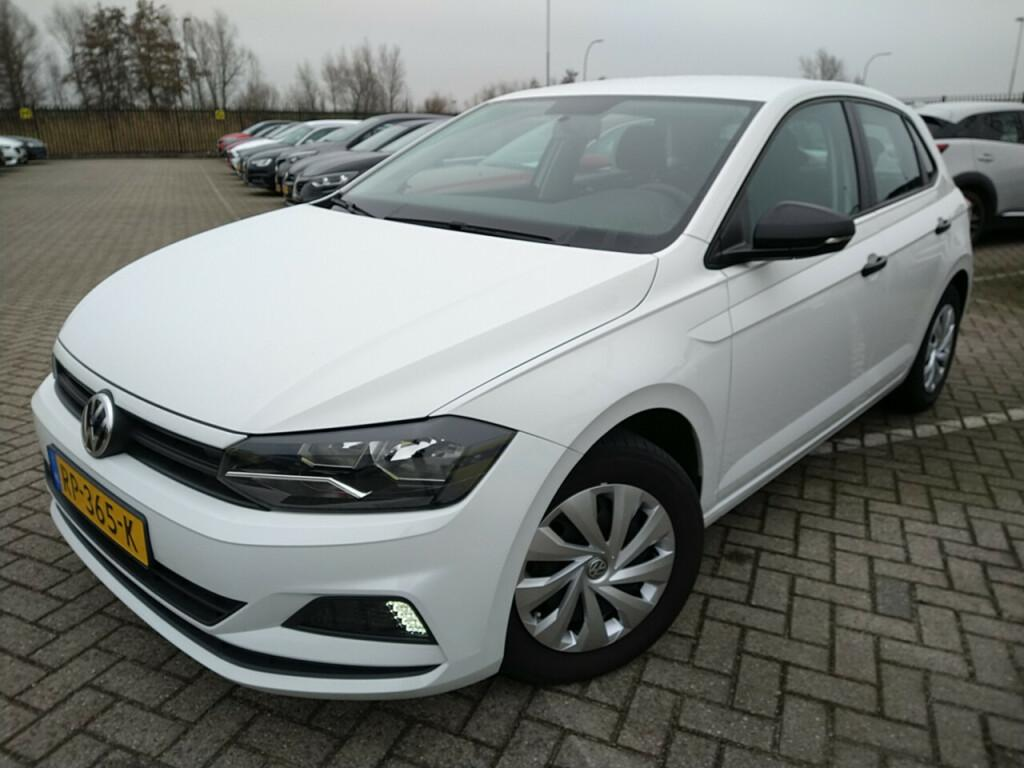 VOLKSWAGEN POLO 1.0mpi trend 48kW
