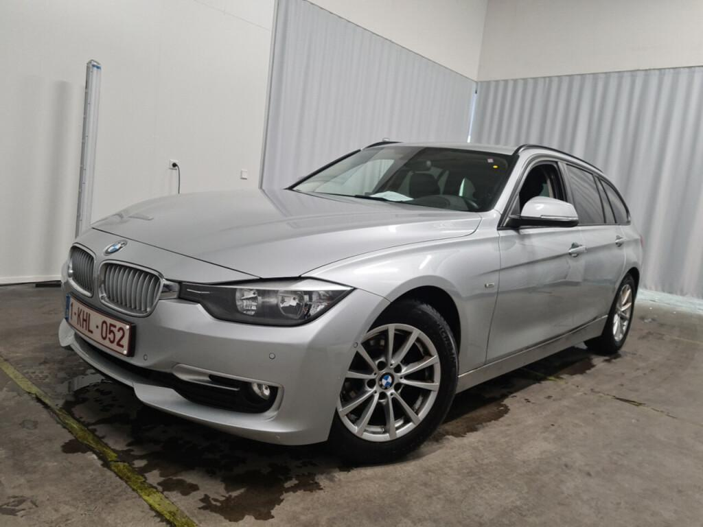 BMW 320ED 320ed touring 320d efficientdynamics
